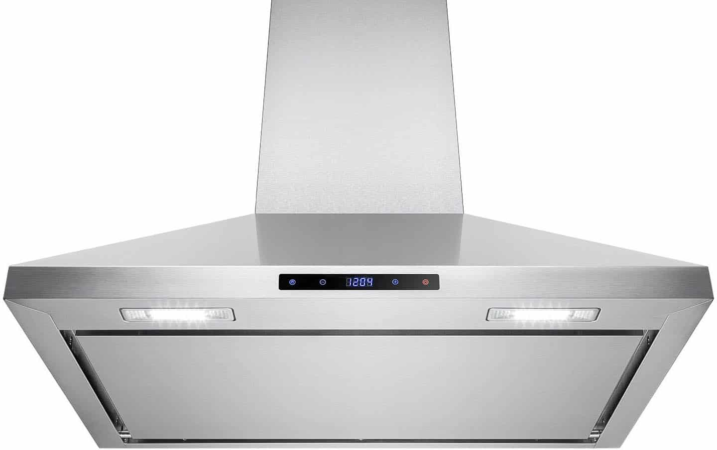 Range hood types (p2 guide) - Big
