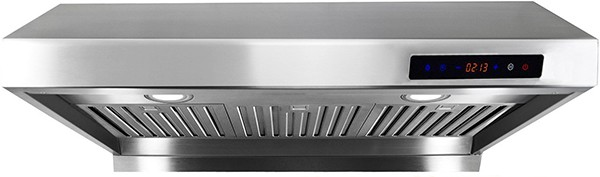 The best under cabinet range hoods - AKDY 30 (list) BIG