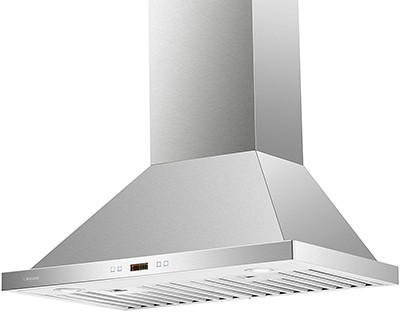 range hood reviews - CAVALIERE small 1