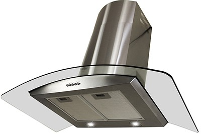 range hood reviews - Firebird small 1