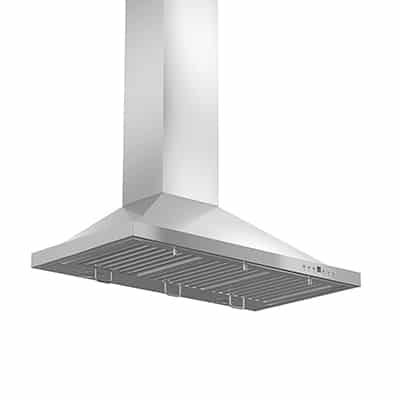 range hood reviews - Z LINE small 2