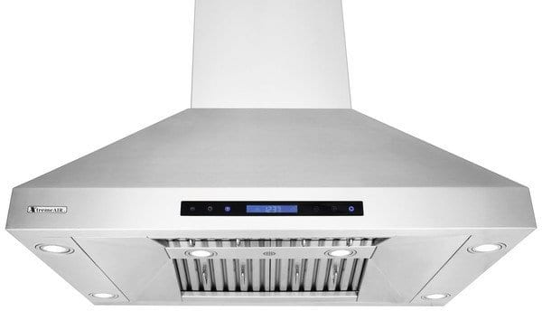 Best island range hoods - Xtremeair - big